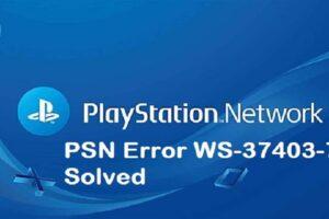 error ws-37403-7