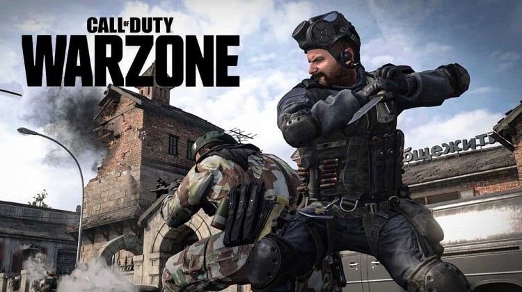 Warzone Game